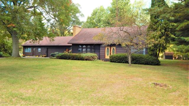 345 E Mill Street, Athens, MI 49011 (MLS #20041171) :: Ginger Baxter Group