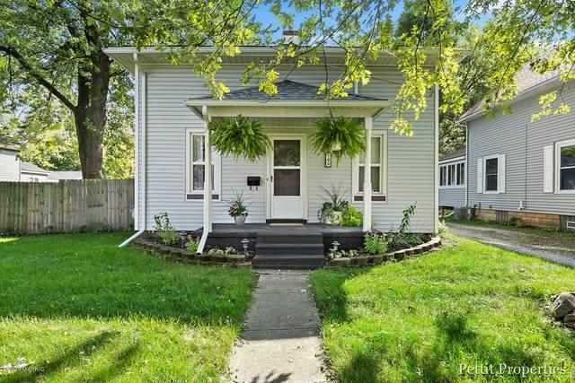 709 W Jefferson Street, Grand Ledge, MI 48837 (MLS #20041555) :: CENTURY 21 C. Howard