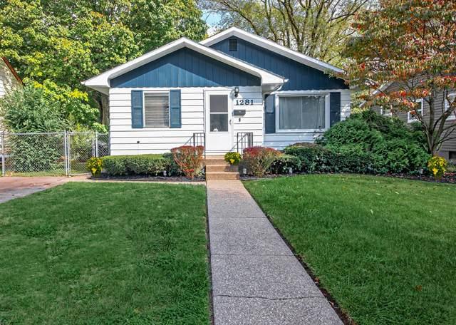 1281 Bishop Street, Benton Harbor, MI 49022 (MLS #20041649) :: Deb Stevenson Group - Greenridge Realty