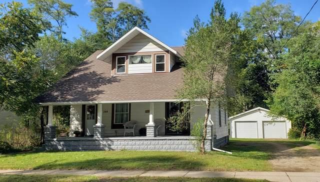 208 S Lowe Street, Dowagiac, MI 49047 (MLS #20042182) :: Keller Williams RiverTown