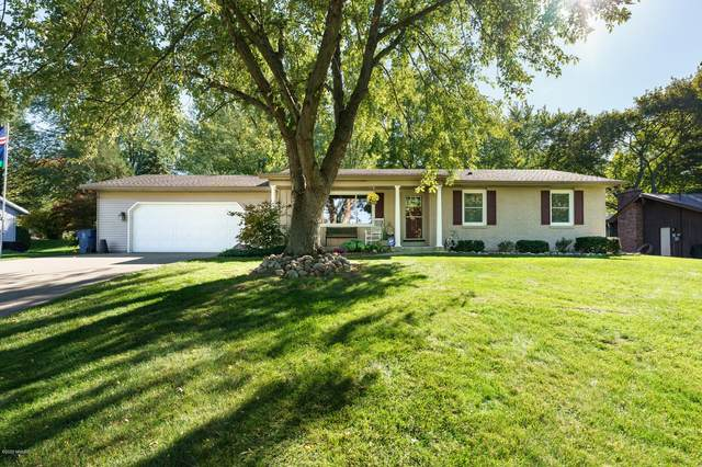 6522 Woodlea Drive, Kalamazoo, MI 49048 (MLS #20042593) :: Keller Williams RiverTown