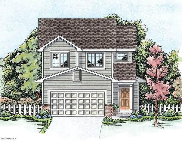 708 Manorwood Circle, Benton Harbor, MI 49022 (MLS #20042667) :: Keller Williams RiverTown