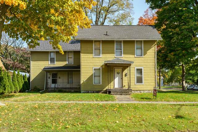 603 N Main Street, Three Rivers, MI 49093 (MLS #20042730) :: Keller Williams RiverTown