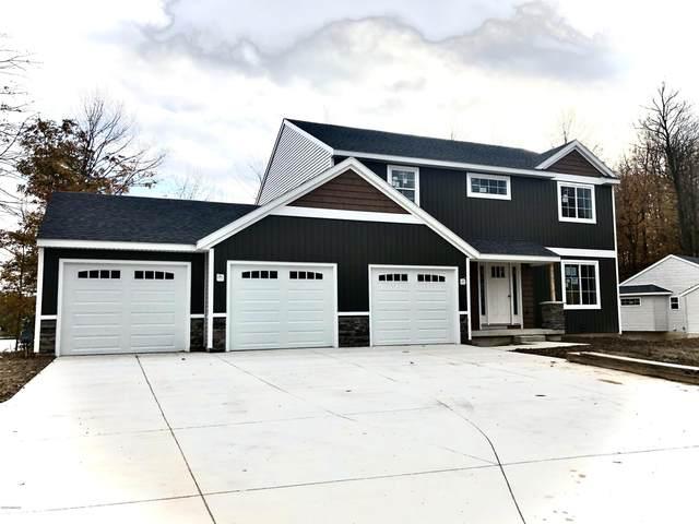 Lot A Eagle Ridge Drive, Middleville, MI 49333 (MLS #20042806) :: Keller Williams RiverTown