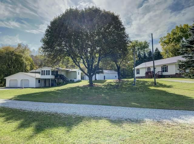 11370 E Howard City-Edmore, Riverdale, MI 48877 (MLS #20042810) :: Keller Williams RiverTown