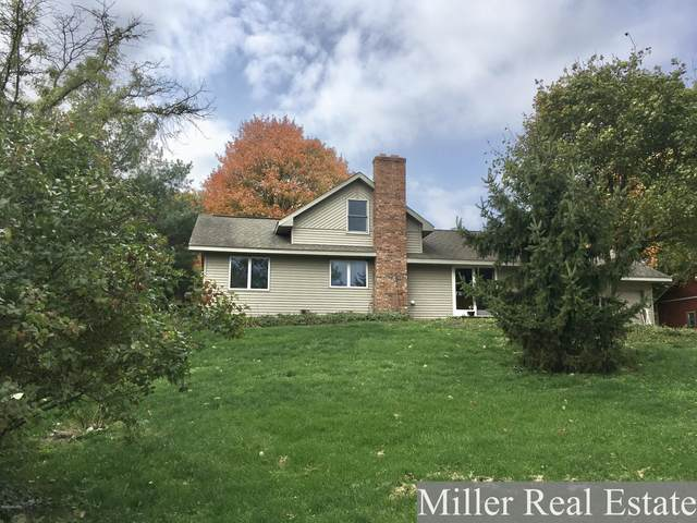 1758 W Drake Road, Dowling, MI 49050 (MLS #20042909) :: Keller Williams RiverTown