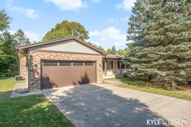 7235 Grachen Drive SE, Grand Rapids, MI 49546 (MLS #20043537) :: Keller Williams RiverTown
