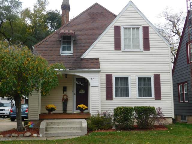 51 N Broad Street, Battle Creek, MI 49017 (MLS #20043874) :: Keller Williams RiverTown
