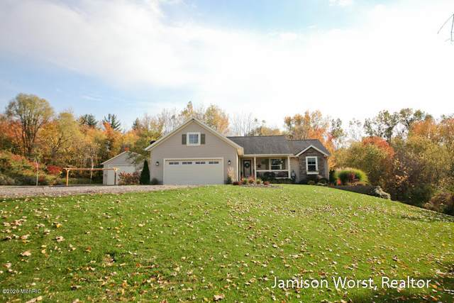 2554 Byron Road, Hudsonville, MI 49426 (MLS #20043909) :: Keller Williams RiverTown
