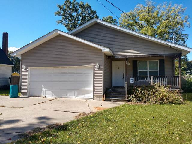 27 Sanderson Street, Battle Creek, MI 49017 (MLS #20043944) :: Keller Williams RiverTown