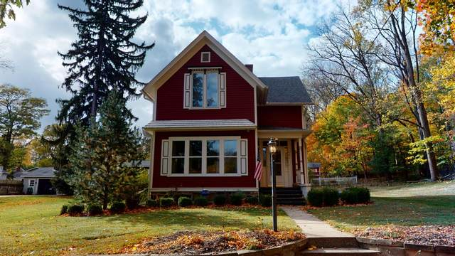 401 N Eagle Street, Marshall, MI 49068 (MLS #20043952) :: Keller Williams RiverTown