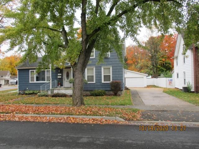 15 S Main Street, Quincy, MI 49082 (MLS #20043972) :: Keller Williams RiverTown