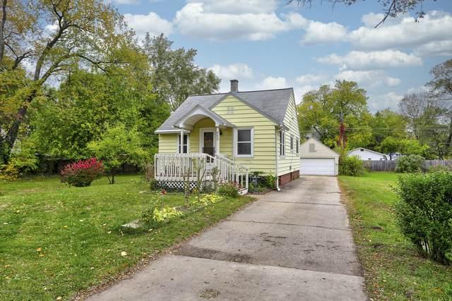 489 W 21st Street, Holland, MI 49423 (MLS #20044016) :: Keller Williams RiverTown