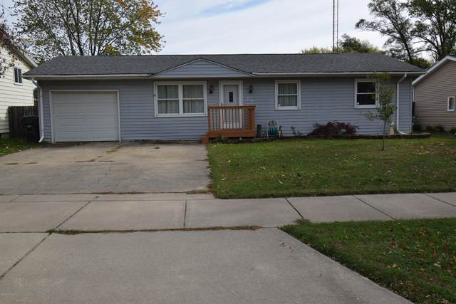 273 David Street, Coloma, MI 49038 (MLS #20044028) :: Keller Williams Realty | Kalamazoo Market Center