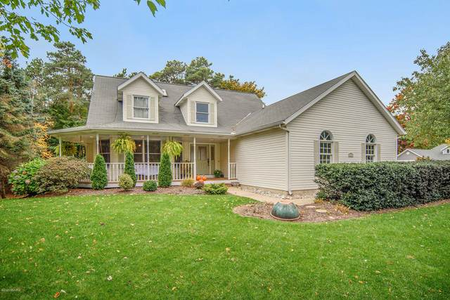4624 Castle Court, Holland, MI 49423 (MLS #20044069) :: Keller Williams RiverTown