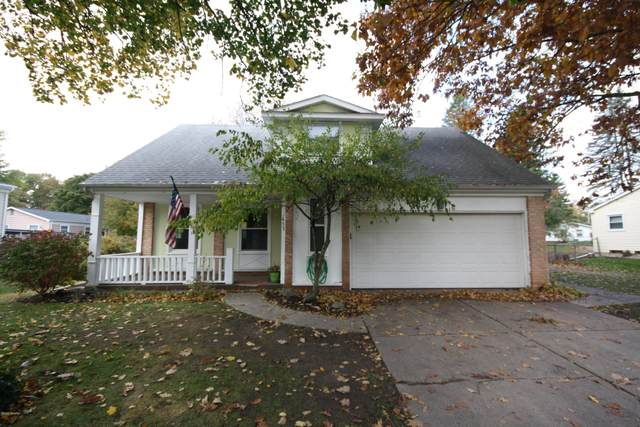 453 Morningside Drive, Battle Creek, MI 49015 (MLS #20044079) :: Keller Williams RiverTown