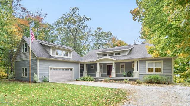 20055 Lake Shore Drive, South Haven, MI 49090 (MLS #20044121) :: Keller Williams RiverTown