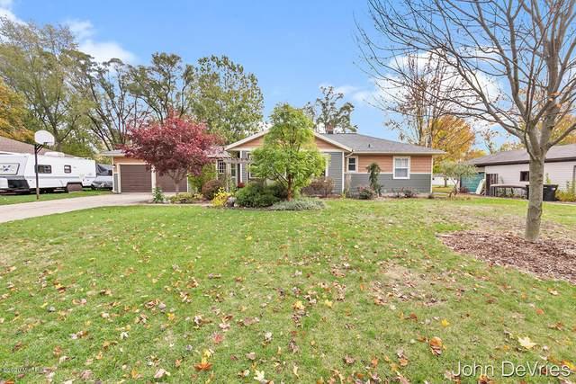 1126 Maplewood Drive, Jenison, MI 49428 (MLS #20044126) :: CENTURY 21 C. Howard