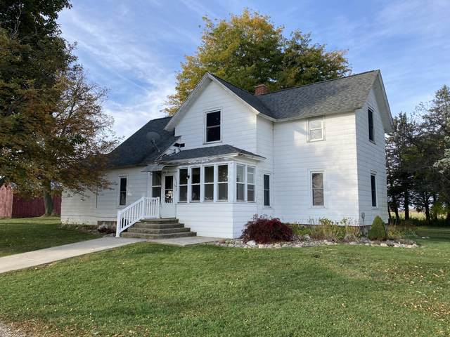 4115 W Musgrove Highway, Lake Odessa, MI 48849 (MLS #20044160) :: Jennifer Lane-Alwan