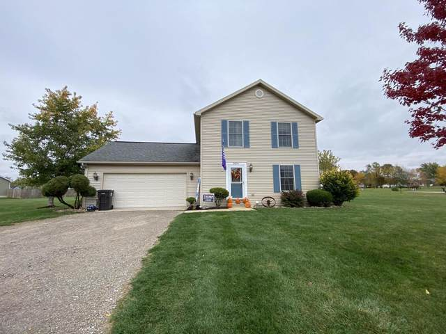 3056 Beaver Creek Ridge, Adrian, MI 49221 (MLS #20044162) :: Jennifer Lane-Alwan