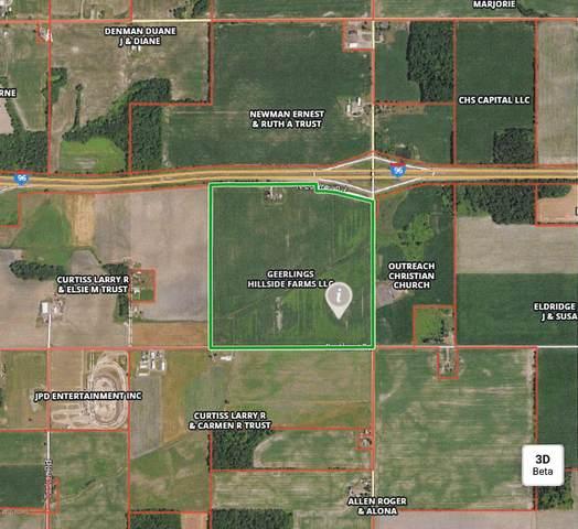0 Jordan Lake Road, Saranac, MI 48881 (MLS #20044193) :: Deb Stevenson Group - Greenridge Realty