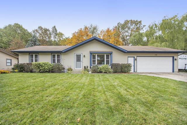 172 Surry Oak Drive, Holland, MI 49424 (MLS #20044296) :: CENTURY 21 C. Howard