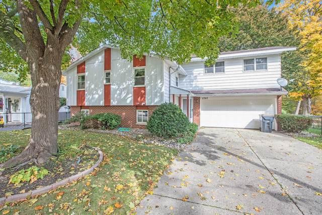 5747 Belard Street, Portage, MI 49002 (MLS #20044379) :: JH Realty Partners