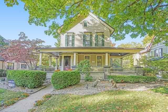 529 Fountain Street NE, Grand Rapids, MI 49503 (MLS #20044420) :: Jennifer Lane-Alwan