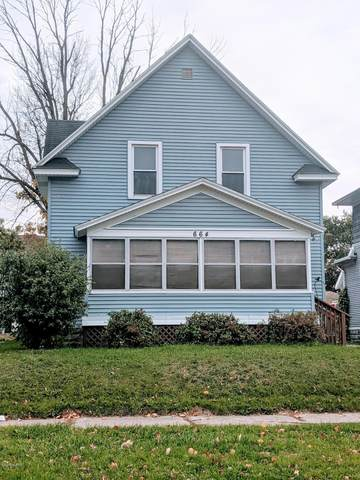 664 Lynch Street SW, Grand Rapids, MI 49503 (MLS #20044451) :: CENTURY 21 C. Howard