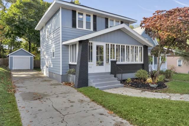 862 Ardmore Street SE, Grand Rapids, MI 49507 (MLS #20044455) :: CENTURY 21 C. Howard