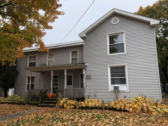 612 S Lincoln Ave Avenue, Lakeview, MI 48850 (MLS #20044580) :: Keller Williams RiverTown