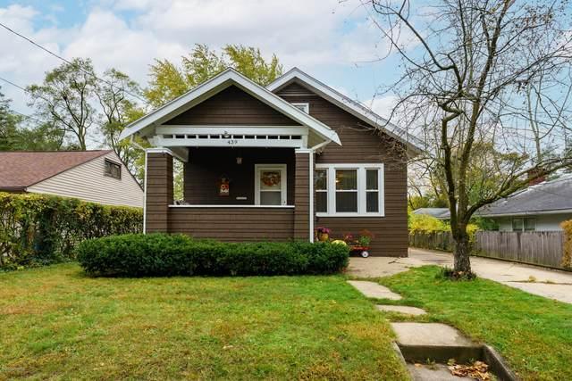 439 Montrose Avenue, Kalamazoo, MI 49001 (MLS #20044598) :: CENTURY 21 C. Howard