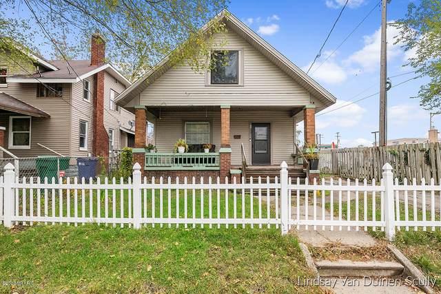 33 Cutler Street SW, Grand Rapids, MI 49507 (MLS #20044719) :: CENTURY 21 C. Howard