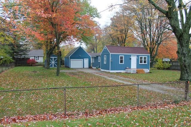 1448 Clark Street, Muskegon, MI 49442 (MLS #20044803) :: Keller Williams RiverTown