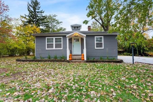 722 W Water Street, New Buffalo, MI 49117 (MLS #20044847) :: Keller Williams RiverTown