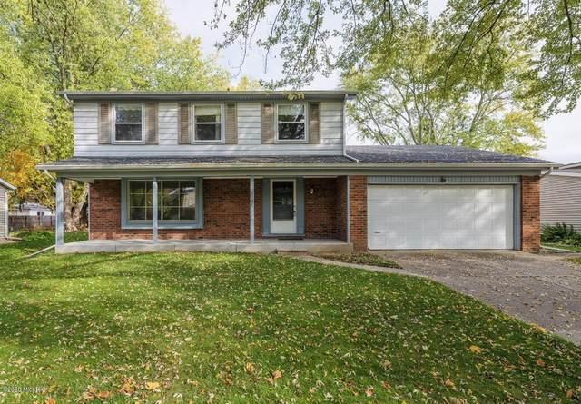 6137 Marlow Street, Portage, MI 49024 (MLS #20044883) :: JH Realty Partners