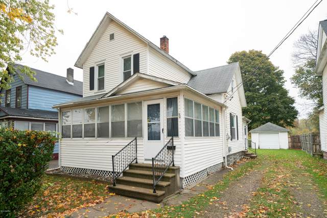 718 Harrison Street, Kalamazoo, MI 49007 (MLS #20044885) :: Keller Williams Realty | Kalamazoo Market Center
