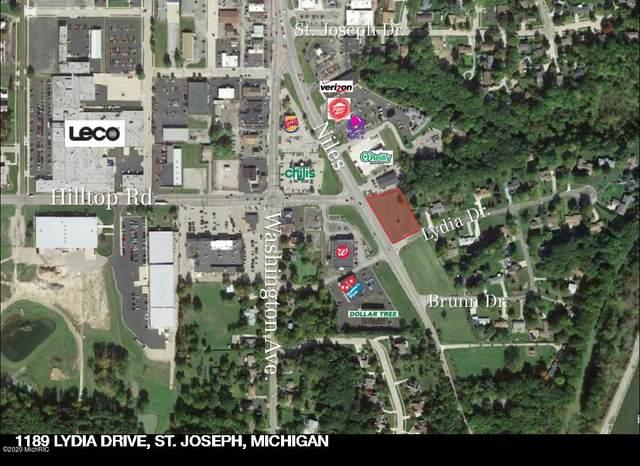 1189 Lydia Drive, St. Joseph, MI 49085 (MLS #20044989) :: Jennifer Lane-Alwan