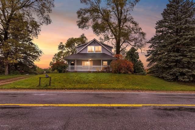 11287 Long Lake Drive NE, Sparta, MI 49345 (MLS #20044999) :: Keller Williams RiverTown