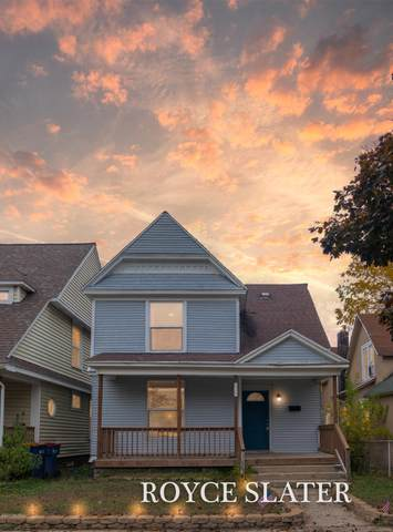 839 Lafayette Avenue SE, Grand Rapids, MI 49507 (MLS #20045020) :: Ginger Baxter Group