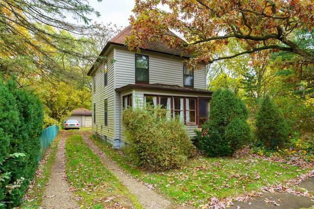 702 Wallace Avenue, Kalamazoo, MI 49048 (MLS #20045027) :: Jennifer Lane-Alwan