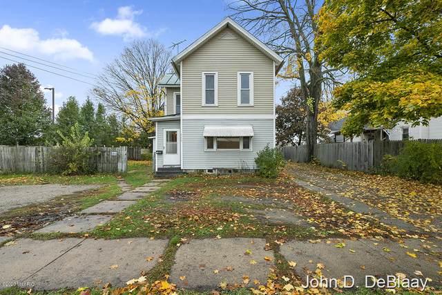 118 N Hudson Street, Lowell, MI 49331 (MLS #20045030) :: Keller Williams RiverTown