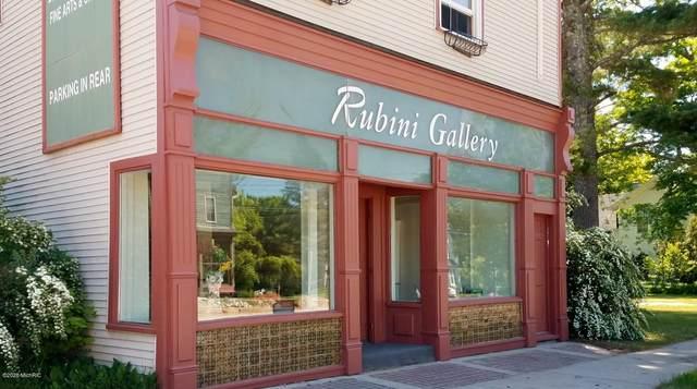 1047 Michigan Avenue, Benzonia, MI 49616 (MLS #20045500) :: Keller Williams Realty | Kalamazoo Market Center