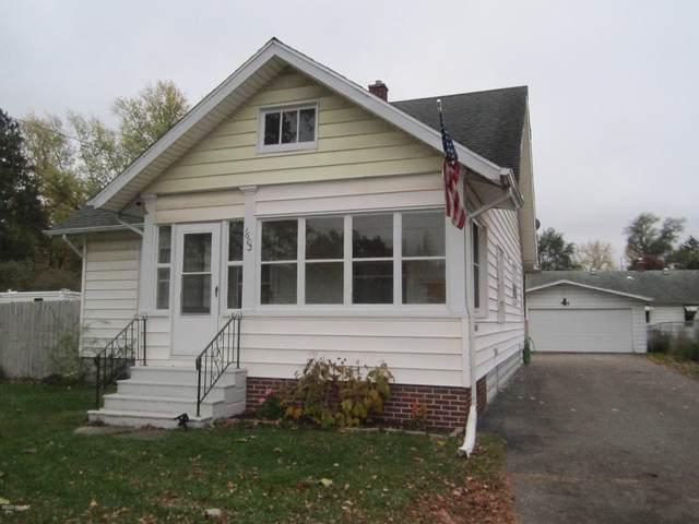 1603 W Michigan Avenue, Battle Creek, MI 49017 (MLS #20045699) :: Jennifer Lane-Alwan