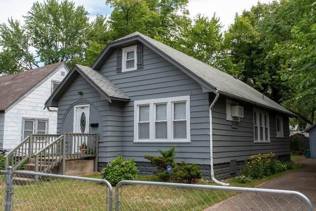 1081 Ogden Avenue, Benton Harbor, MI 49022 (MLS #20046814) :: Deb Stevenson Group - Greenridge Realty
