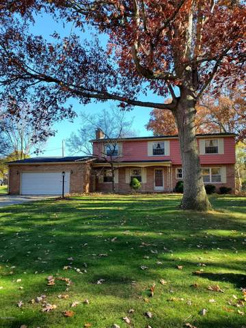 501 Carlisle Street, Eaton Rapids, MI 48827 (MLS #20046822) :: Keller Williams RiverTown