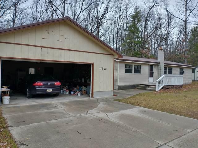 7522 Pine Creek Road, Manistee, MI 49660 (MLS #20047669) :: Deb Stevenson Group - Greenridge Realty