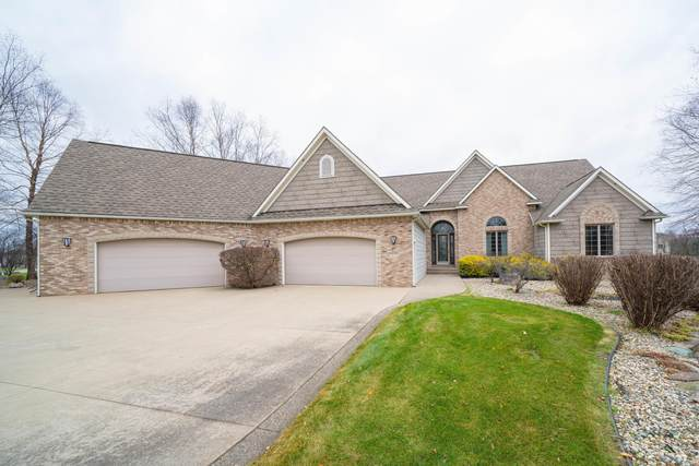 5633 Embassy Street, Kalamazoo, MI 49009 (MLS #20047782) :: Keller Williams Realty | Kalamazoo Market Center