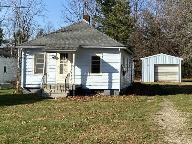 523 N Madison Street, Marshall, MI 49068 (MLS #20048149) :: Deb Stevenson Group - Greenridge Realty