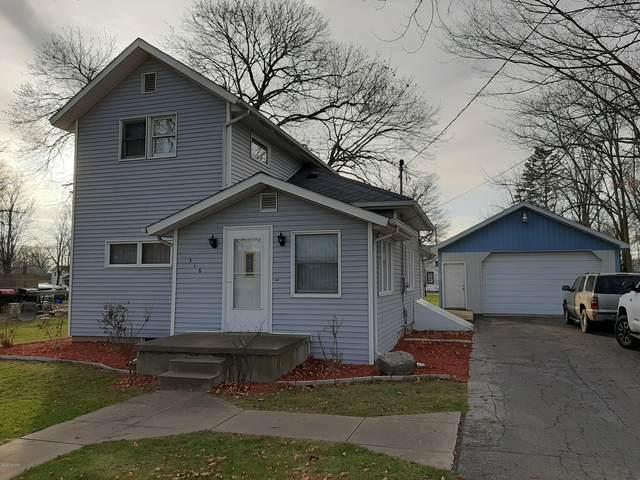 316 S Ave A, Athens, MI 49011 (MLS #20048239) :: Deb Stevenson Group - Greenridge Realty